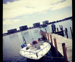 Destin boat rental
